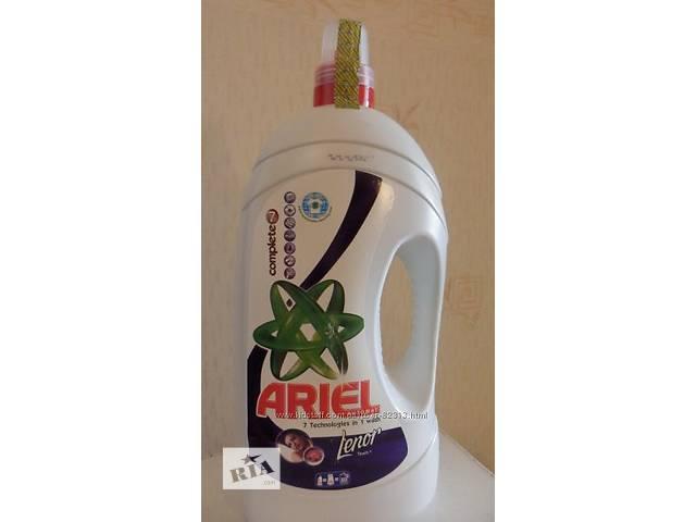 купить бу Ariel Complete 7+ Lenor (5,65 л=8 кг сухого порошка=85 стирок) в Киеве