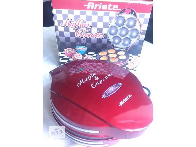 Кексница Ariete 188, Muffin& Cupcake maker- объявление о продаже  в Днепре (Днепропетровск)
