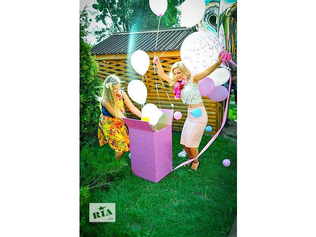 купить бу Арки, Гирлянды из воздушных шаров. Шары с гелием в Виннице
