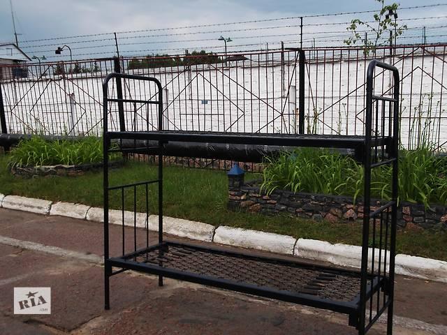 продам Армейские 1,2-хъярусные кровати для общежитий, строителей и т.д. бу в Коростене