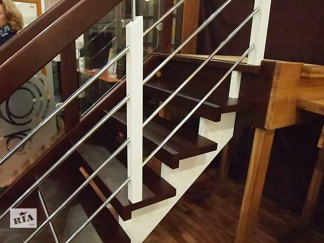 АРТ БОР Деревянные лестницы- объявление о продаже  в Киеве