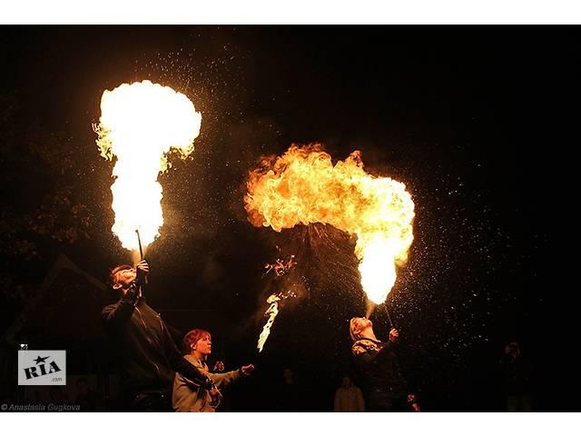 купить бу Art NoN Stop - Огненное шоу в Бердянске в Бердянске