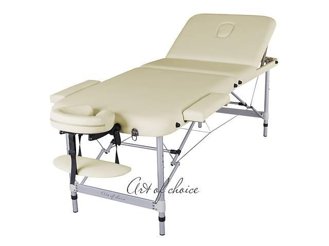 продам Скидка 10% на легкий, складной массажный стол повышенной комфортности LEO Comfort. Бесплатная доставка.  Гарантия 2 года бу в Киеве