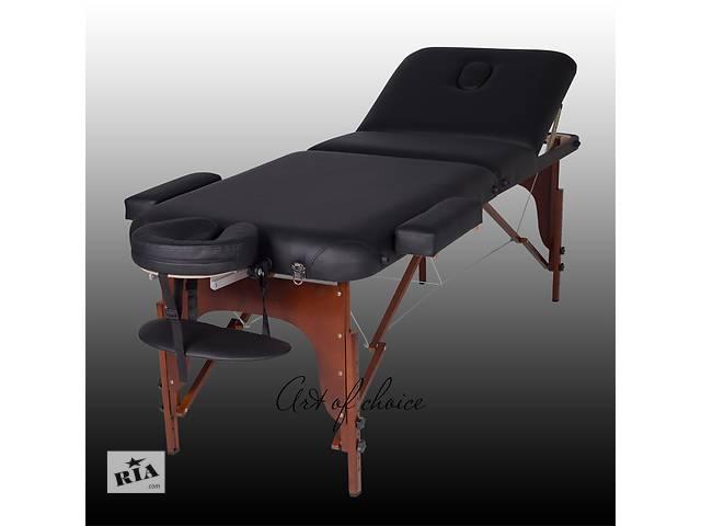 продам Буковый массажный стол RAF по выгодной цене. Бесплатная доставка . Гарантия 2 года. бу в Киеве