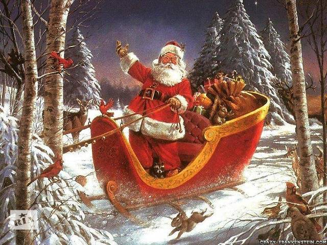 продам Поздравление Дед мороза Киев, Санта Клаус, для детей.  бу в Киеве