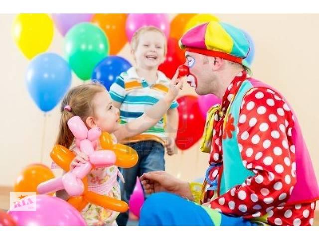 продам Артисты и аниматоры на детский праздник. Клоуны, пираты. бу в Днепре (Днепропетровске)