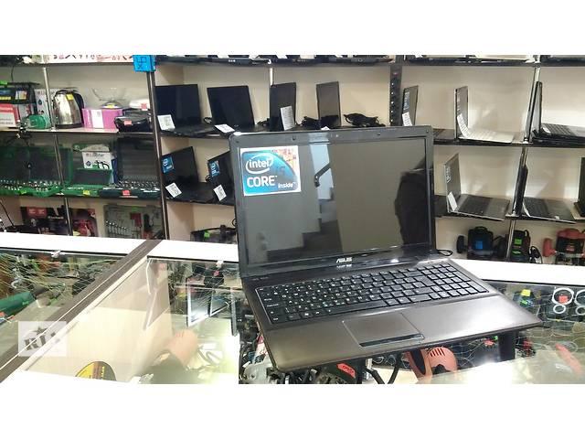 Asus 15.6 i5 4 ядра, 4 озу, 320 винт 2 видеокарты- объявление о продаже  в Виннице