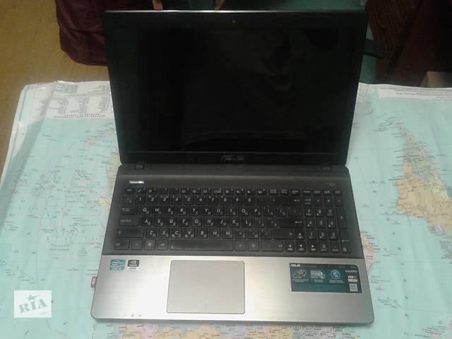 продам Asus K55V + сумка для ноутбука бу в Самборе
