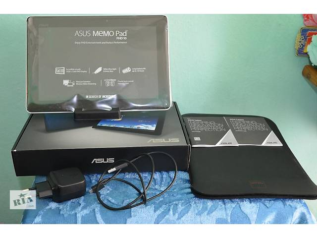 купить бу Asus MeMO Pad 10 FHD (ME302C) White ,без передоплати в Надворной