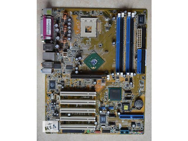 продам ASUS P4P800-E неробоча бу в Львове