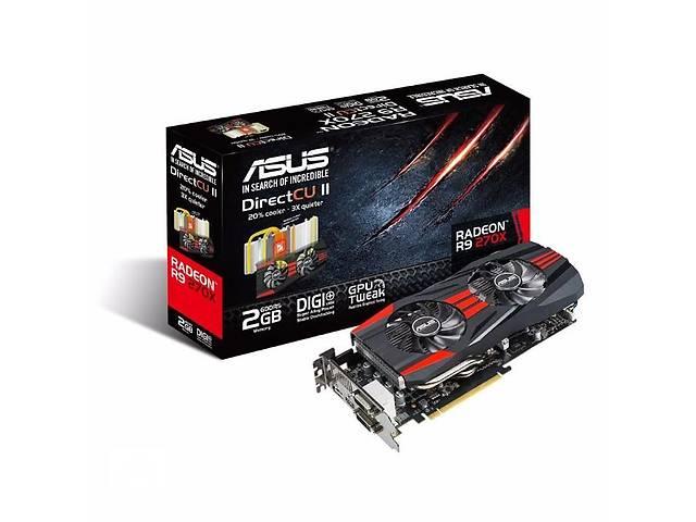 продам ASUS Radeon R9 270X, 2Gb (R9270X-DC2-2GD5) бу в Киеве