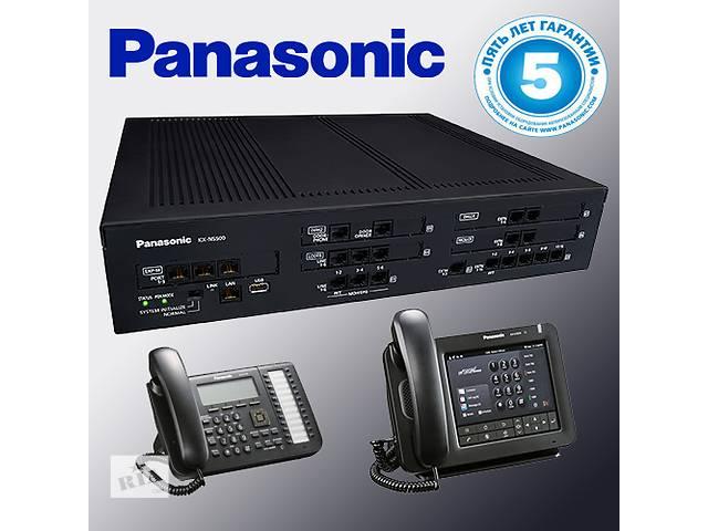 купить бу АТС Panasonic в Киеве