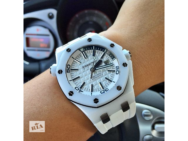 Audemars Piguet - Royal Oak Offshore Diver Ceramic White- объявление о продаже  в Киеве