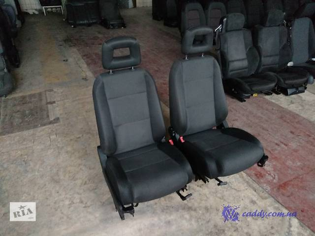 бу Audi A2 - передние сиденья в Киеве