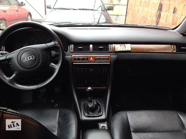 продам  Audi A6 Салон кожа бу в Чернигове