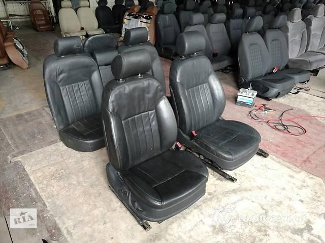 купить бу Audi A8 D3 - кожаный салон в Киеве