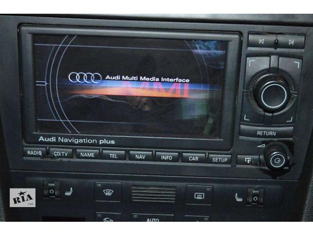 audi navigation plus купить