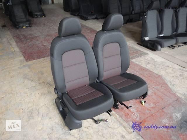 бу Audi Q3 - передние сиденья в Киеве