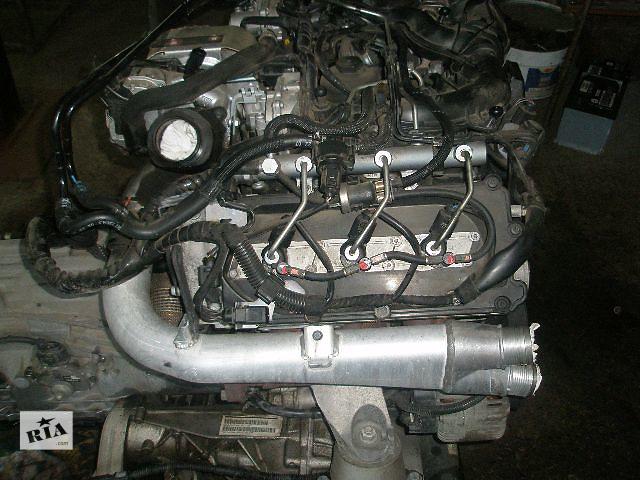 продам Ауди Q7  Детали двигателя Двигатель V-3.0 3.6 4.2  для легкового авто Audi Q7 бу в Киеве