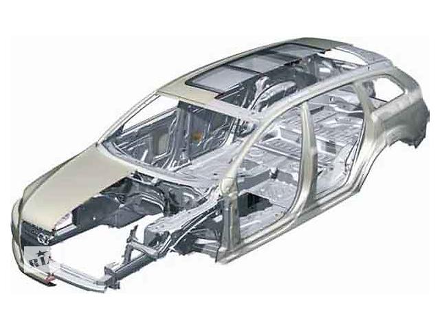 бу Ауди Q7 Детали кузова Четверть автомобиля для легкового авто Audi Q7 в Ровно