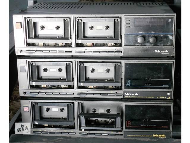 бу Аудио стойка для записи в Белой Церкви (Киевской обл.)