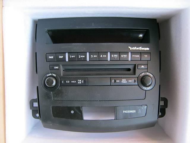 купить бу Аудиосистема для Mitsubishi Outlander XL в Виннице