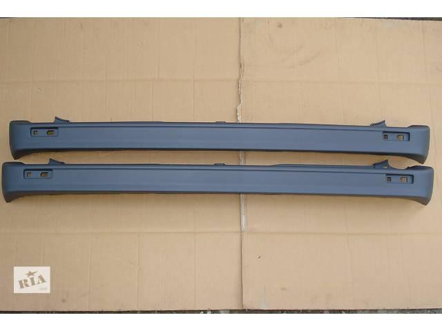 продам AUTO-SHROT Бампер задний (Бампера) 2001-2012р.в Опель Виваро Віваро Бампер задній 1.9dci 2.0dci 2.5dci на Opel Vivaro бу в Бориславе