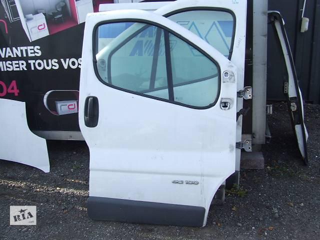продам AUTO-SHROT Дверь передняя 2001-2012 р.в Передні двері 1.9dci 2.0dci 2.5dci на Ниссан Примастар Nissan Primastar бу в Бориславе