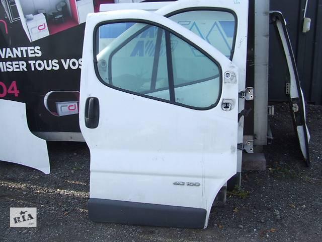 купить бу AUTO-SHROT Дверь передняя 2001-2012 р.в Передні двері 1.9dci 2.0dci 2.5dci на Рено Трафик Renault Trafic в Бориславе