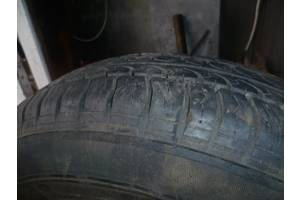 б/у Диск с шиной Daewoo Lanos