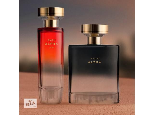 купить бу AVON Alpha, парфюмерная вода в Киеве