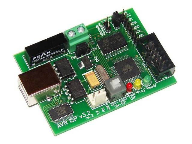 Arduino AVR In System Programmer - Electronics DIY