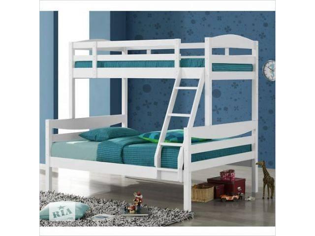 бу Aurora - двухъярусная кровать семейного типа, от изготовителя в Киеве
