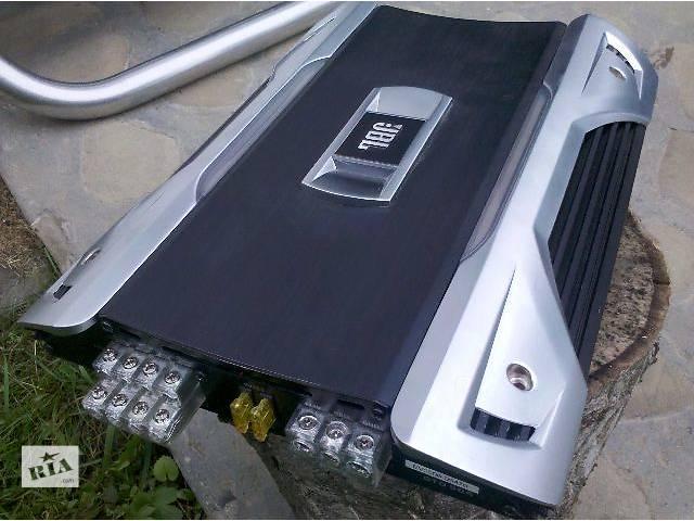 Авто усилитель JBL GTO 504- объявление о продаже  в Косове