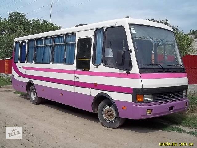купить бу автобус на заказ в Львовской области