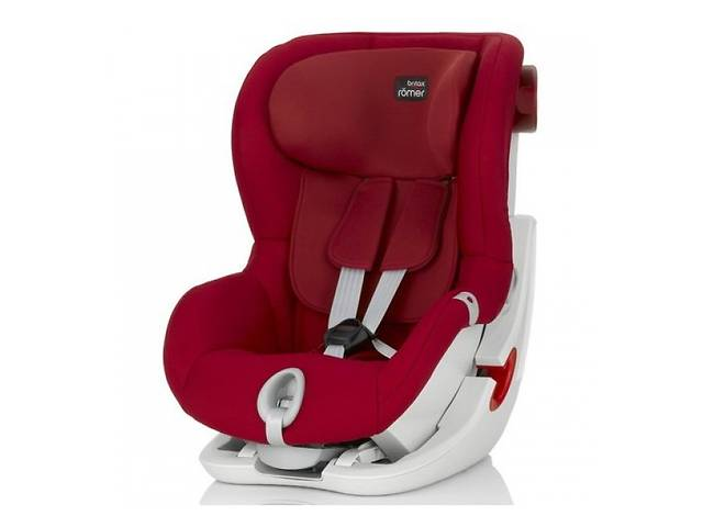 бу Автокресло BRITAX-ROMER KING II Flame Red в Киеве