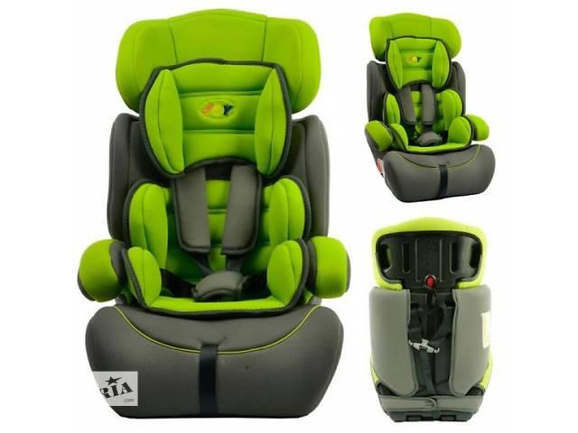 купить бу Автокресло JOY YB704 (9кг-36кг) (зелёный) в Ровно