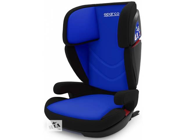 Автокресло Sparco F700i Blue - объявление о продаже  в Днепре (Днепропетровске)