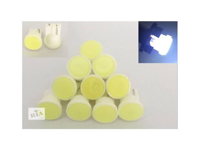 Автолампа LED/лед светодиодная Т10 - стильная подсветка салона в холодном белом свете!- объявление о продаже  в Харькове
