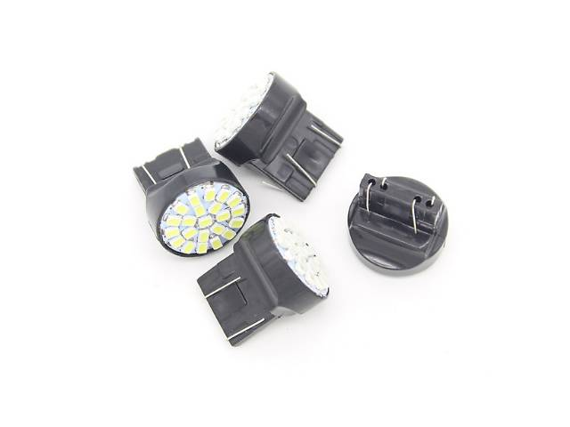 Автолампа LED/лед светодиодная Т20 для указателей поворота, аварийной сигнализации, фонарь заднего хода!- объявление о продаже  в Харькове