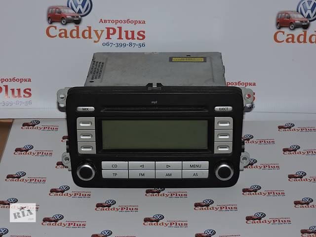 Автомагнитола для легкового авто Volkswagen Caddy- объявление о продаже  в Костополе