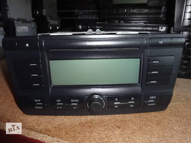 продам автомагнитола для Skoda Octavia A5 2004-08 бу в Львове