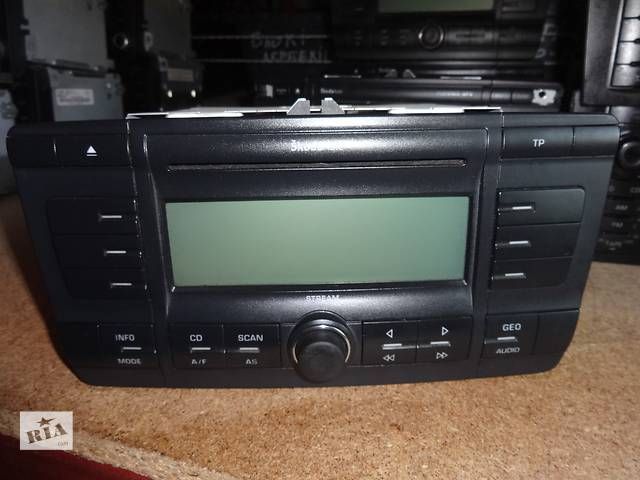 продам автомагнитола для Skoda Octavia A5 2005 бу в Львове