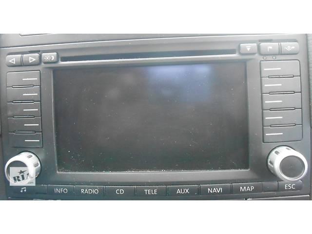 продам Автомагнитола Магнитола Приемник Volkswagen Touareg Туарег 2002 - 2006 бу в Ровно
