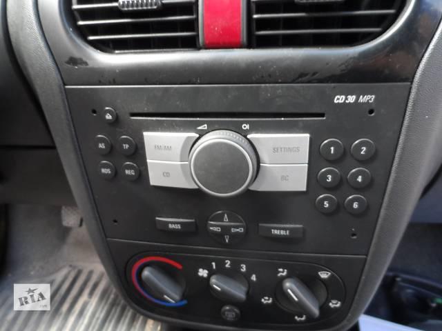 Автомагнитола Opel Combo Опель Комбо 1.3 CDTI- объявление о продаже  в Ровно
