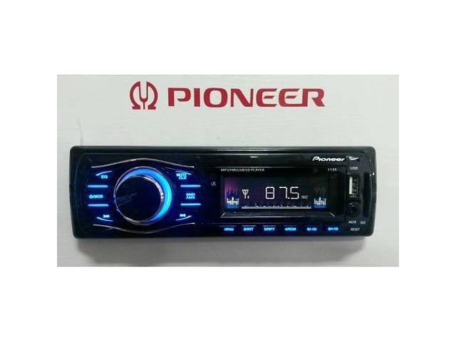 бу Автомагнитола Pioneer 1135-ISO MP3 USB Новинка!  в Запорожье