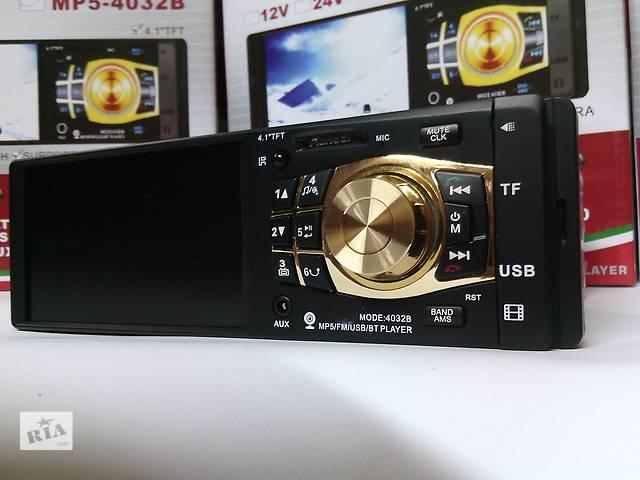 """продам Автомагнитола Pioneer 4032B дисплей 4,1"""" просмотр видео/USB/SD бу в Мукачево"""