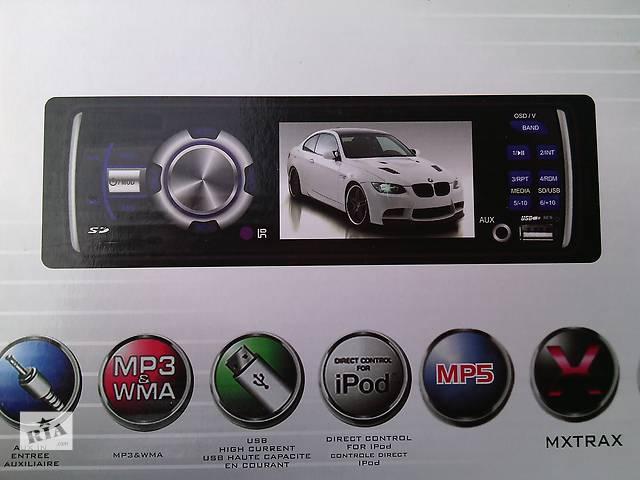 продам Автомагнитола PIONEER X 901/просмотр видео/пульт/USB/SD бу в Мукачево