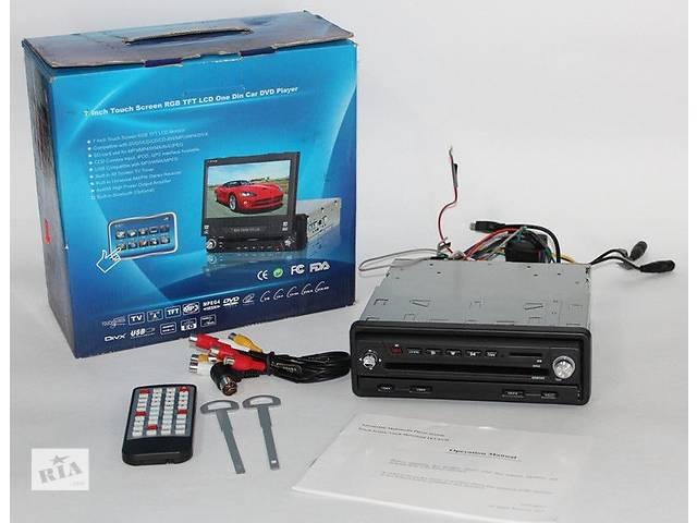 купить бу Автомагнитола с выезжающим экраном CE-3900 в Одессе