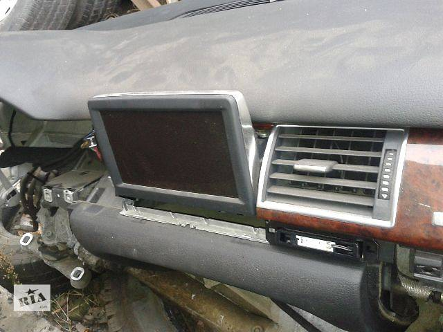 купить бу Автомагнитола Audi A8 2006 год. в Киеве